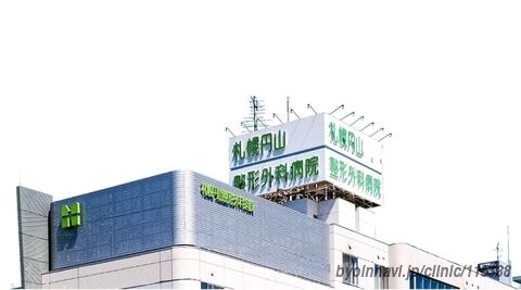 病院 整形 外科 札幌 円山